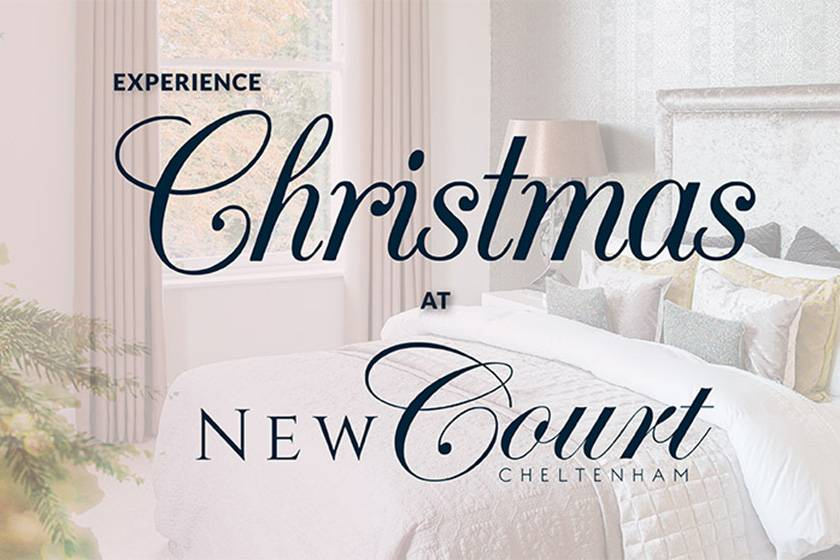 Experience Christmas at New Court